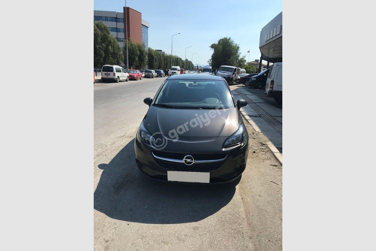 Opel Corsa Konak Kiralık Araç 3. Fotoğraf