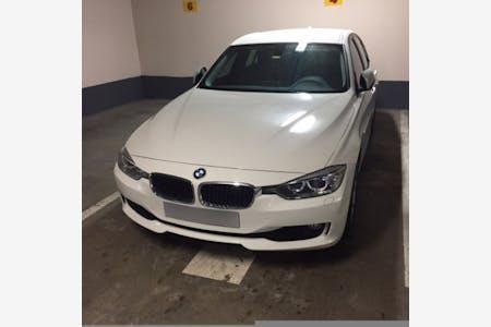 Kiralık BMW 3 , İstanbul Beyoğlu