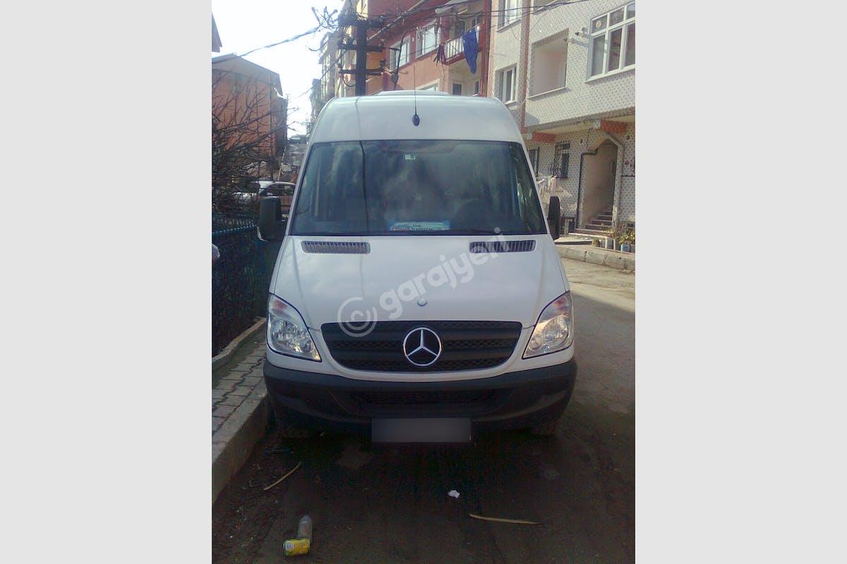 Mercedes - Benz Sprinter Bağcılar Kiralık Araç 1. Fotoğraf