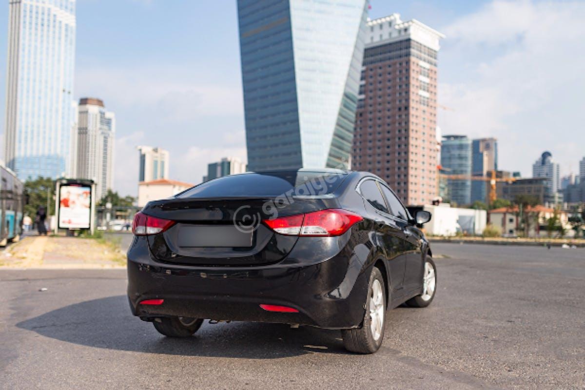 Hyundai Elantra Şişli Kiralık Araç 5. Fotoğraf