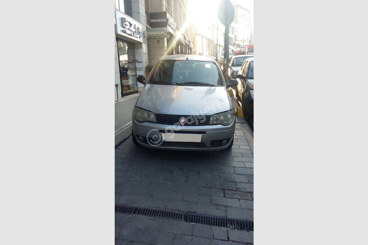 Fiat Albea Fatih Kiralık Araç 1. Fotoğraf