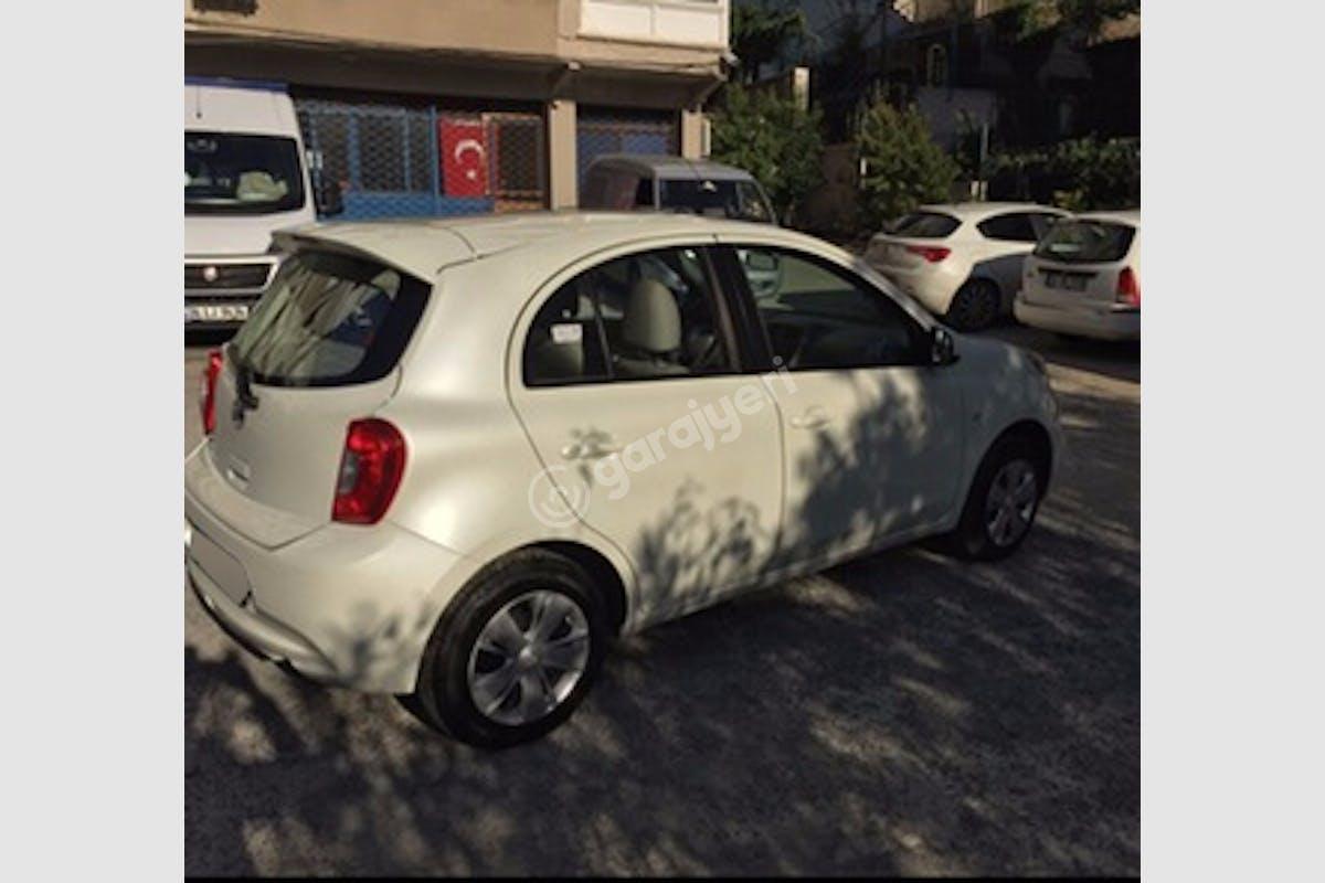 Nissan Micra Beşiktaş Kiralık Araç 6. Fotoğraf