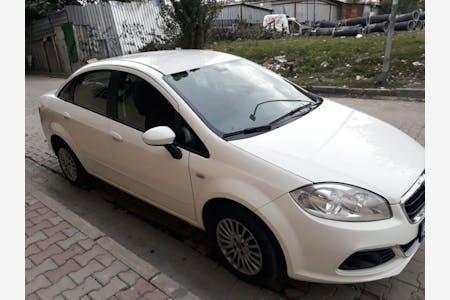 Kiralık Fiat Linea 2015 , İstanbul Bahçelievler