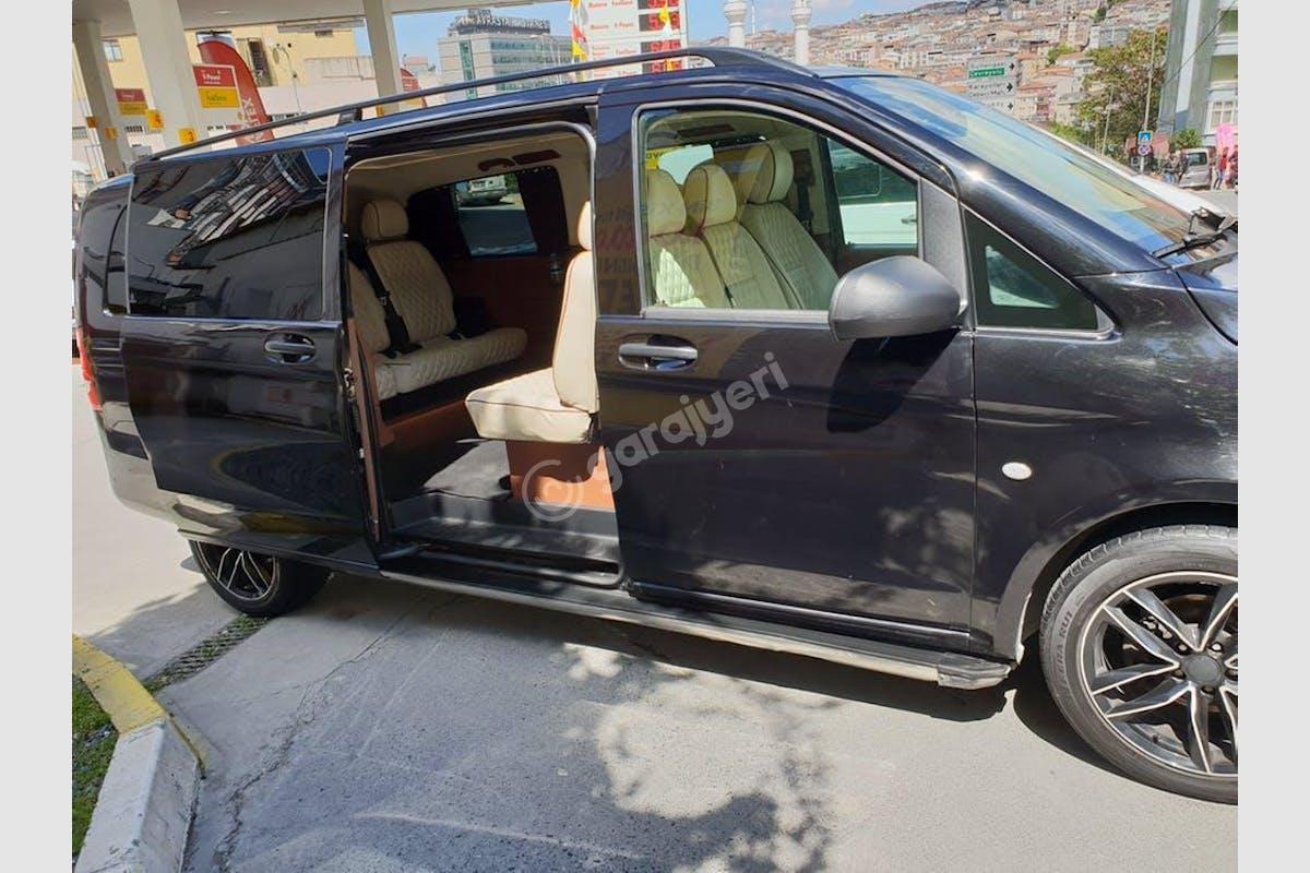 Mercedes - Benz Vito Gaziosmanpaşa Kiralık Araç 3. Fotoğraf