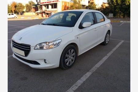 Kiralık Peugeot 301 , İstanbul Kartal