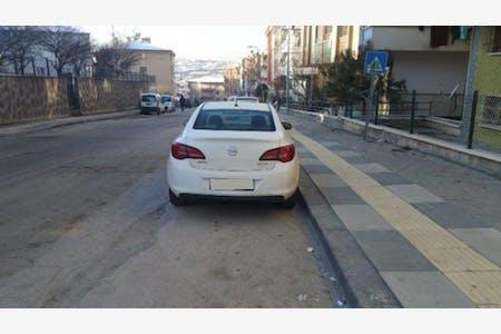 Kiralık Opel Astra Sedan 2016 , Ankara Mamak