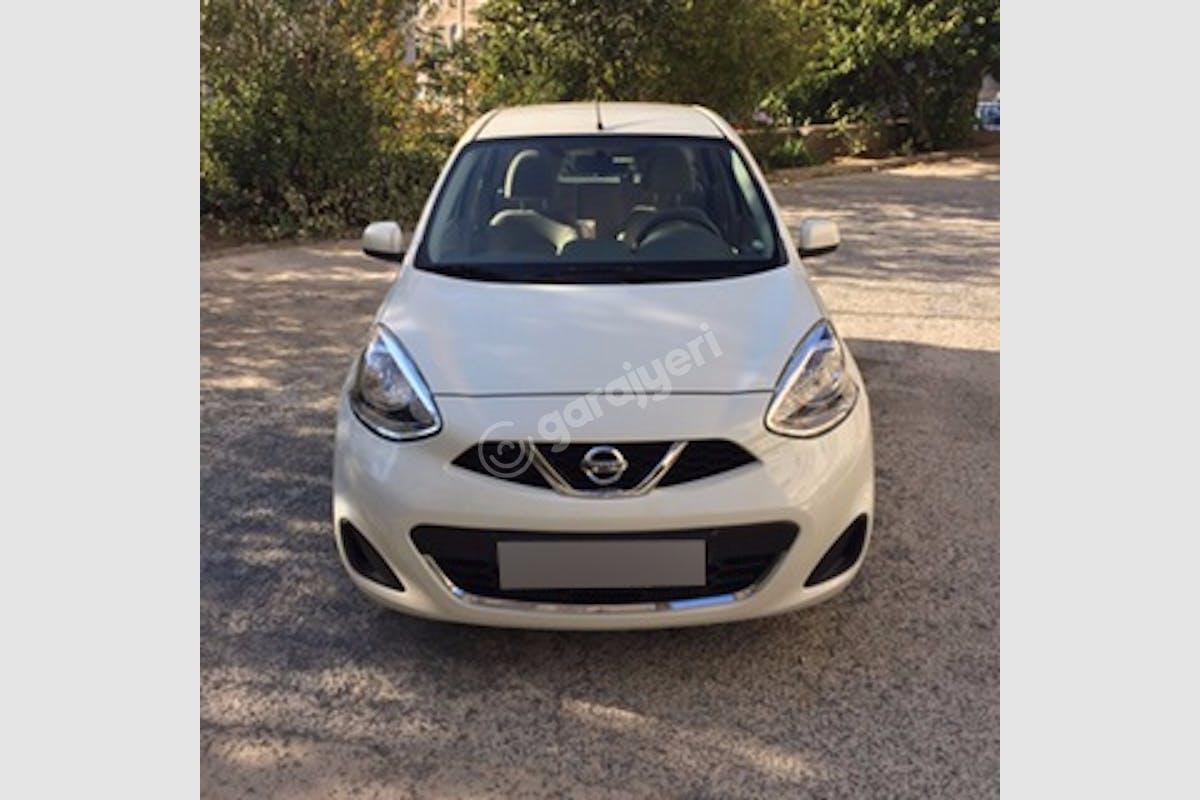 Nissan Micra Beşiktaş Kiralık Araç 1. Fotoğraf