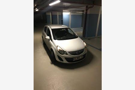 Kiralık Opel Corsa 2014 , İstanbul Beşiktaş