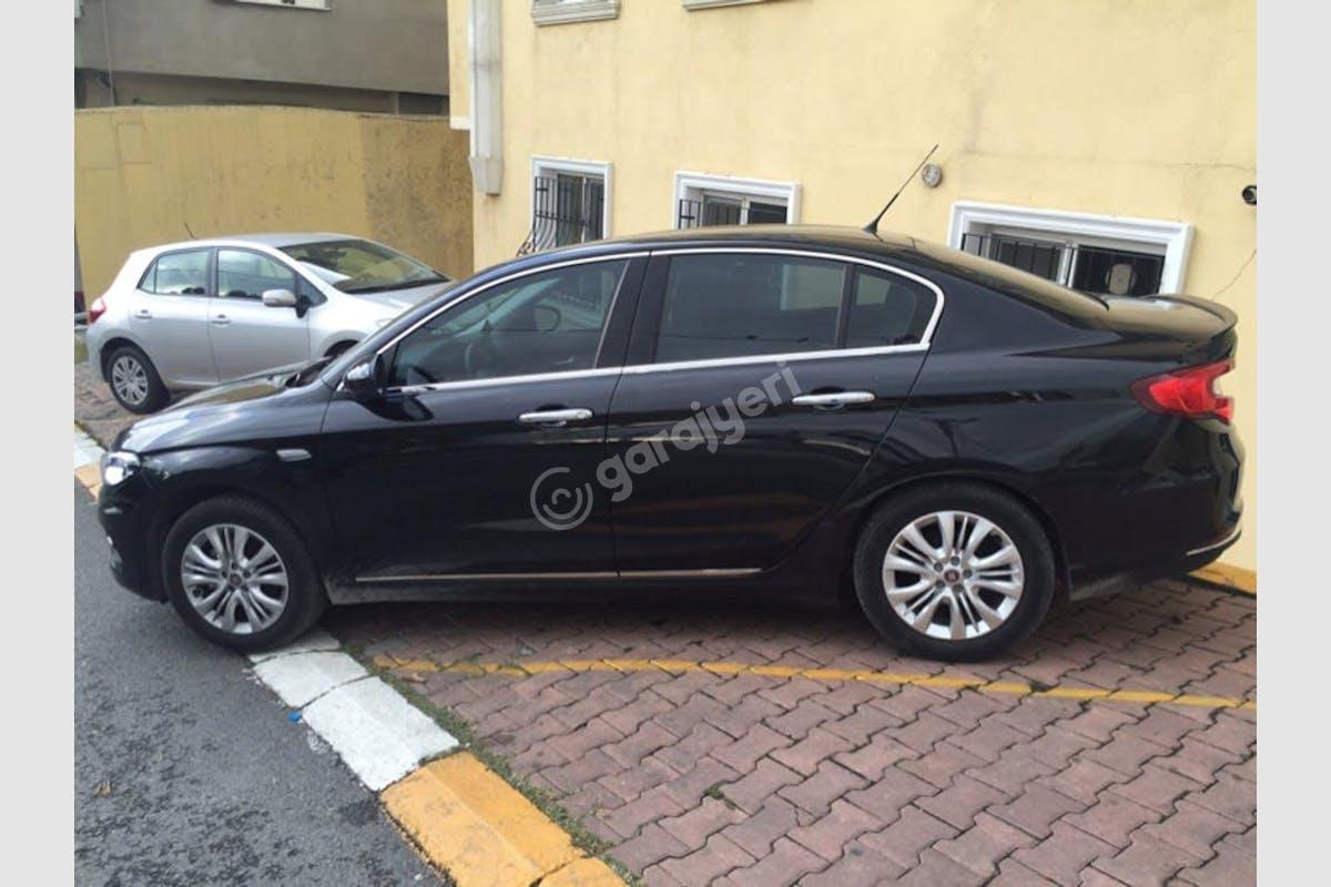 Fiat Egea Beyoğlu Kiralık Araç 5. Fotoğraf