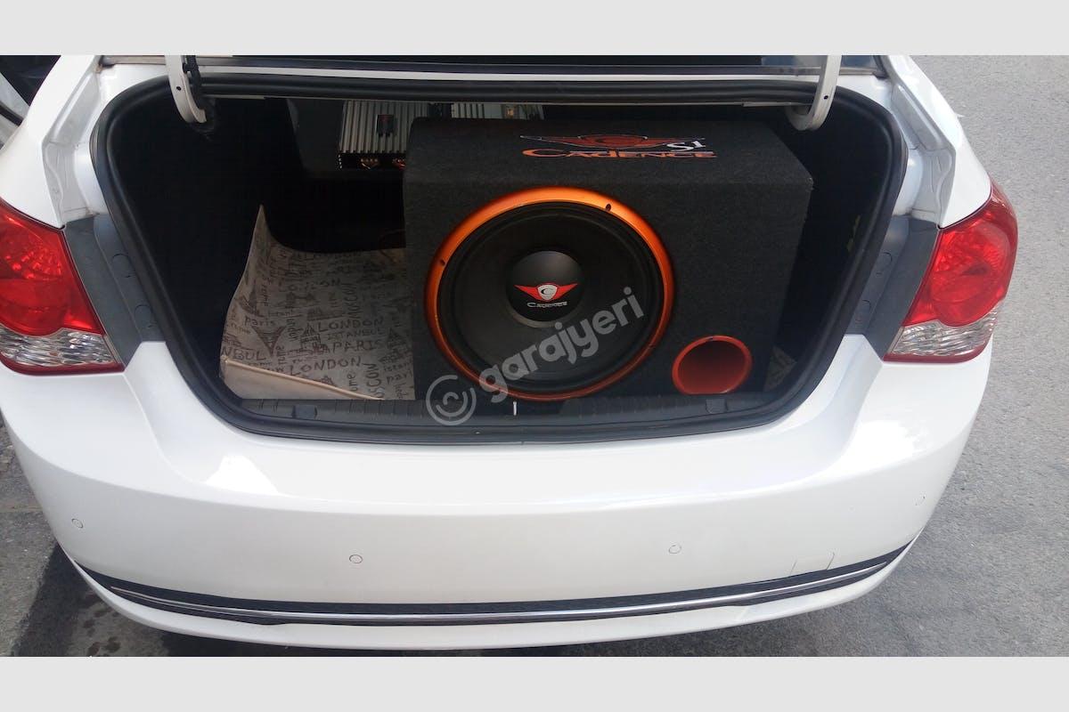 Chevrolet Cruze Küçükçekmece Kiralık Araç 12. Fotoğraf
