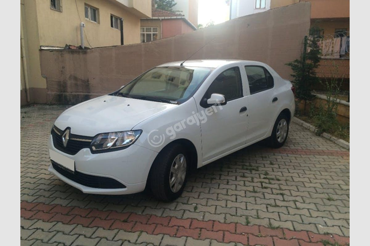 Renault Symbol Kuşadası Kiralık Araç 1. Fotoğraf