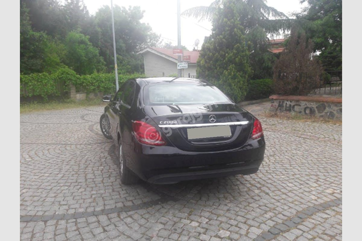 Mercedes - Benz C Beykoz Kiralık Araç 2. Fotoğraf