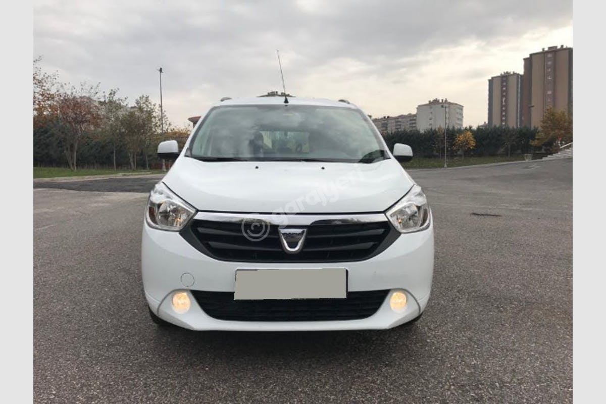 Dacia Lodgy Ataşehir Kiralık Araç 5. Fotoğraf