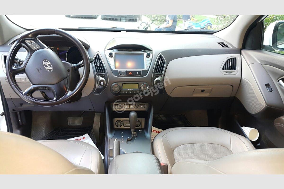 Hyundai ix35 Ataşehir Kiralık Araç 5. Fotoğraf