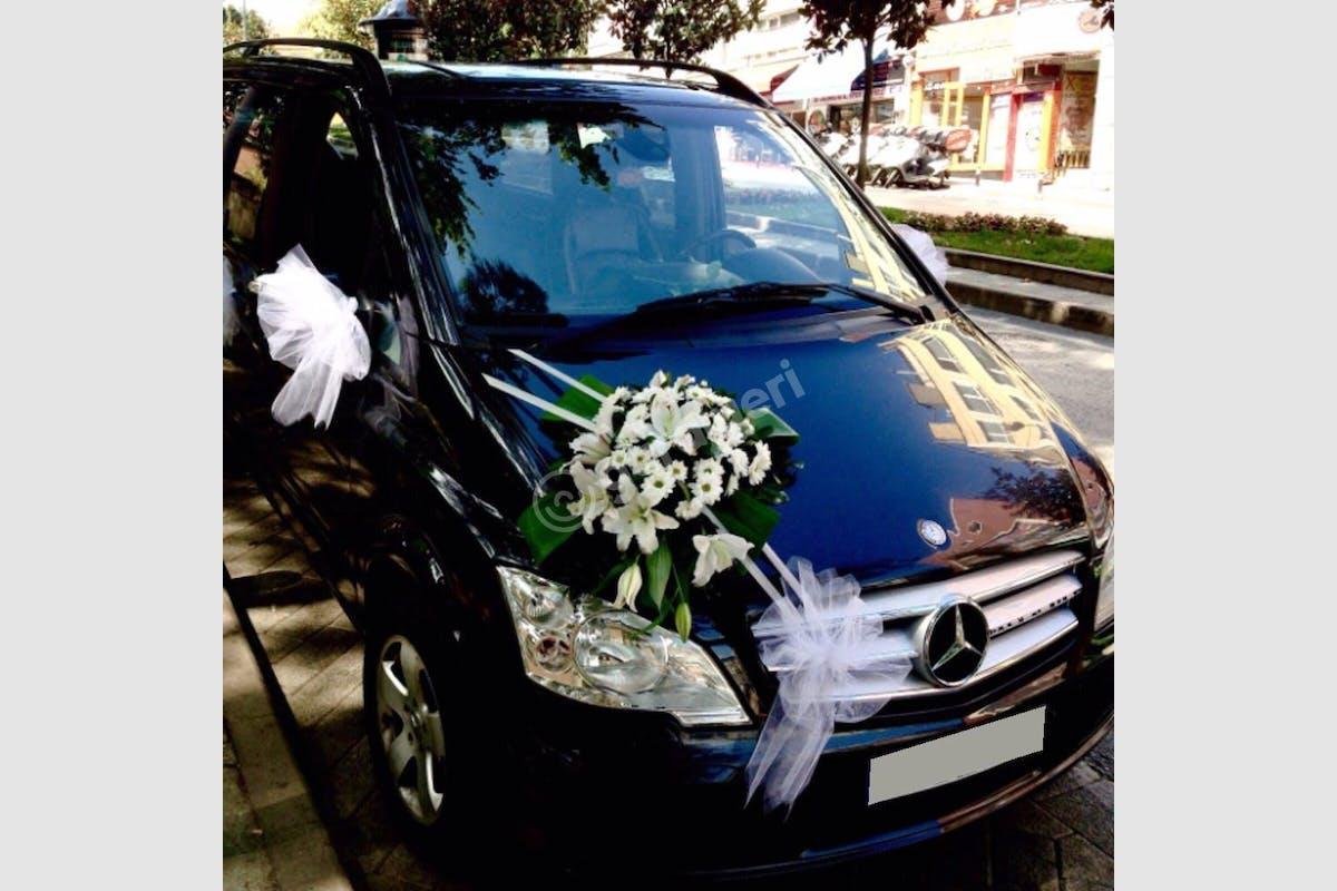 Mercedes - Benz Viano Şişli Kiralık Araç 1. Fotoğraf