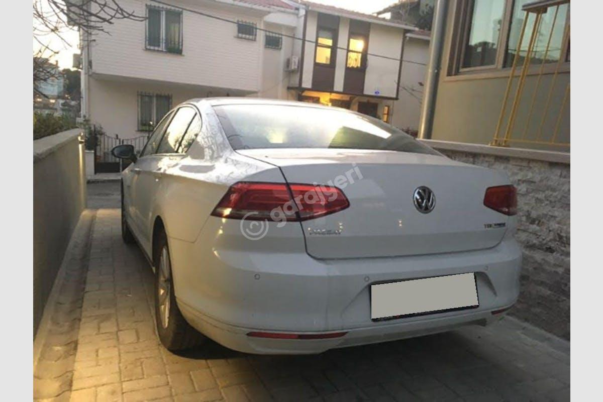 Volkswagen Passat Sarıyer Kiralık Araç 4. Fotoğraf
