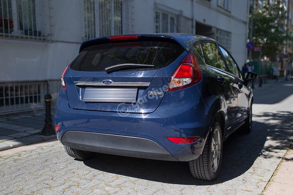 Ford Fiesta Beylikdüzü Kiralık Araç 4. Fotoğraf