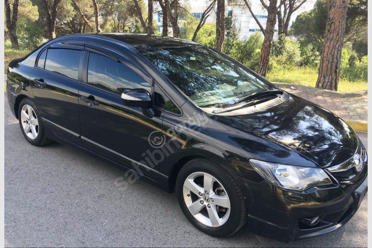 Honda Civic Maltepe Kiralık Araç 6. Fotoğraf