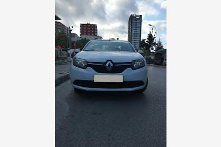 Kiralık Renault Symbol 2016 , İstanbul Pendik