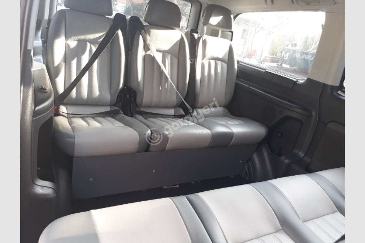 Mercedes - Benz Vito Maltepe Kiralık Araç 3. Fotoğraf