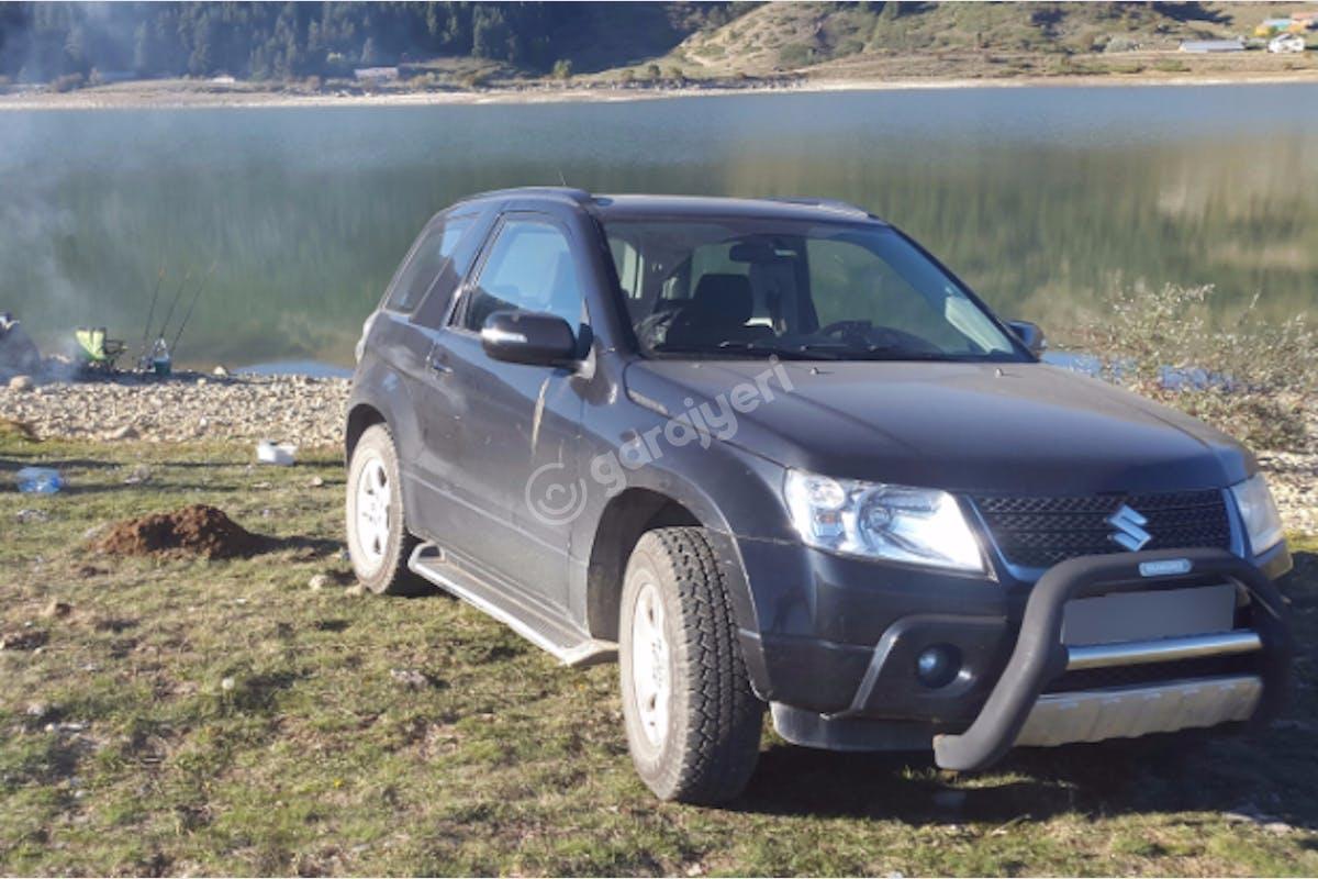 Suzuki Vitara Küçükçekmece Kiralık Araç 4. Fotoğraf