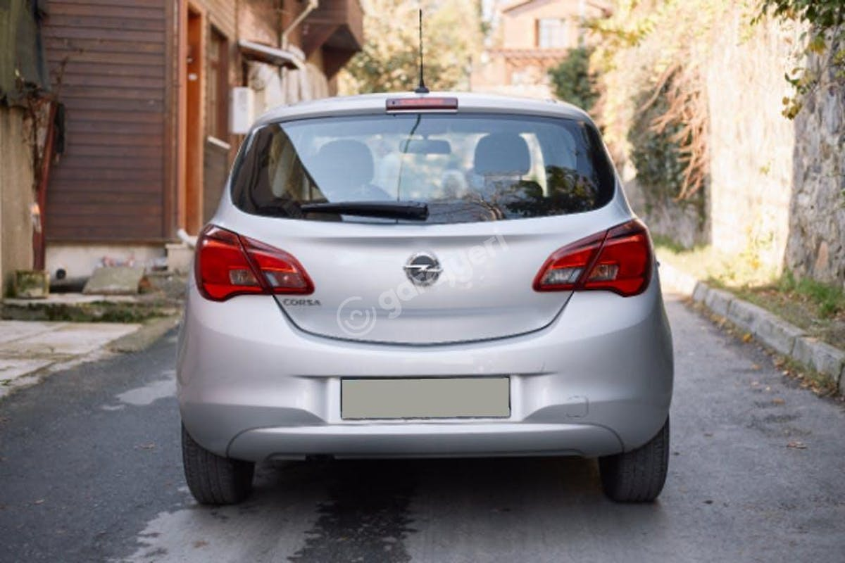 Opel Corsa Maltepe Kiralık Araç 6. Fotoğraf