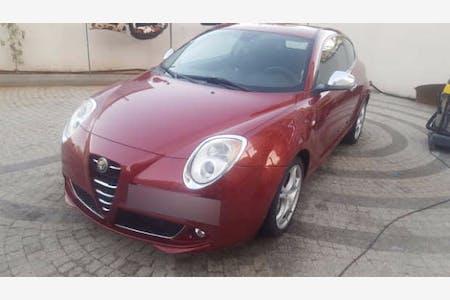 Kiralık Alfa Romeo MiTo , Antalya Konyaaltı