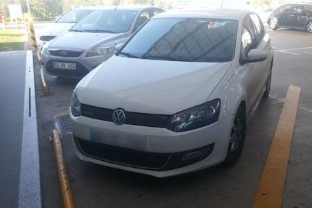 Kiralık Volkswagen Polo , Ankara Yenimahalle