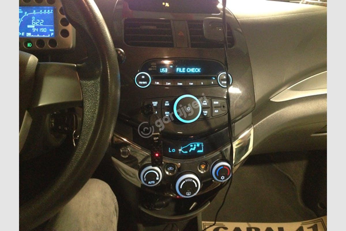 Chevrolet Spark Tuzla Kiralık Araç 4. Fotoğraf