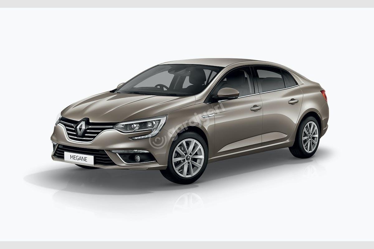 Renault Megane Sarıyer Kiralık Araç 1. Fotoğraf