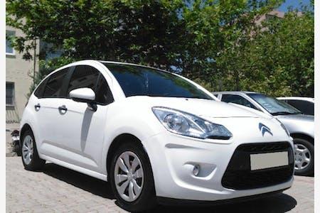 Kiralık Citroën C3 2011 , Ankara Etimesgut