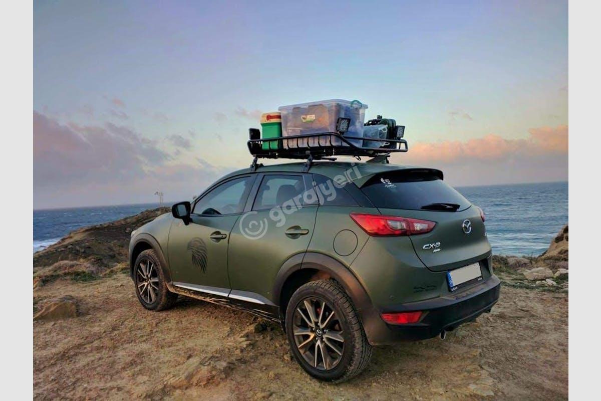 Mazda CX-3 Kartal Kiralık Araç 1. Fotoğraf