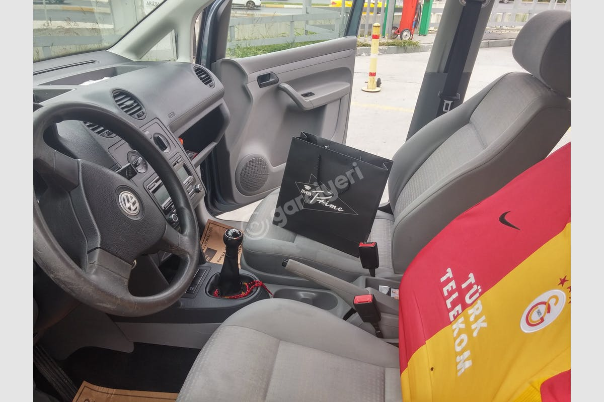 Volkswagen Caddy Gaziosmanpaşa Kiralık Araç 5. Fotoğraf