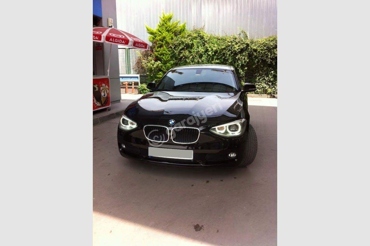BMW 1 Beyoğlu Kiralık Araç 8. Fotoğraf