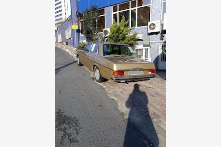 Kiralık Mercedes - Benz E 1974 , İstanbul Sultangazi