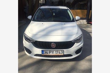 Kiralık Fiat Egea , İstanbul Sarıyer