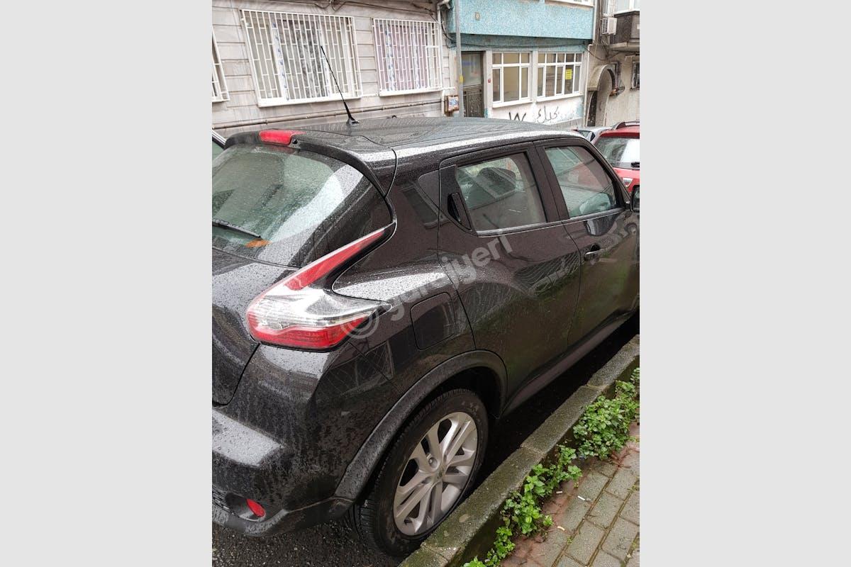 Nissan Juke Fatih Kiralık Araç 4. Fotoğraf