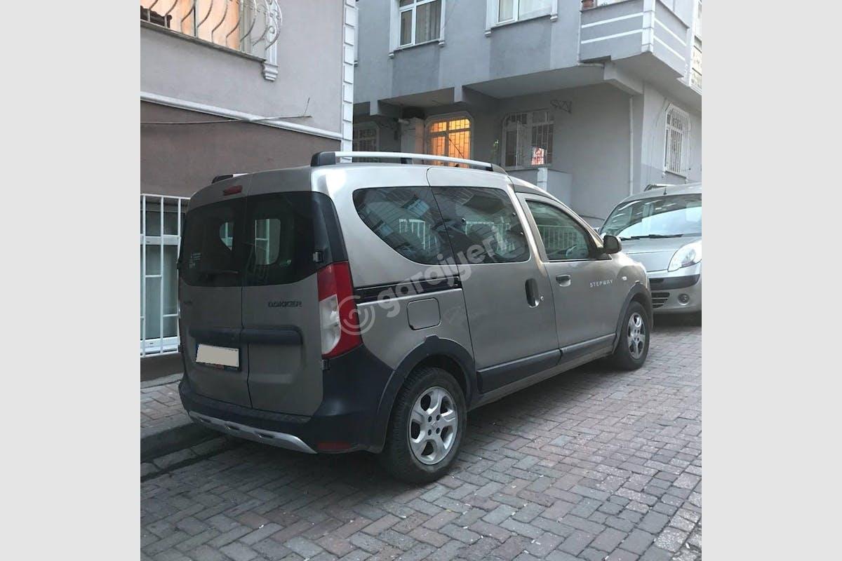 Dacia Dokker Esenler Kiralık Araç 4. Fotoğraf