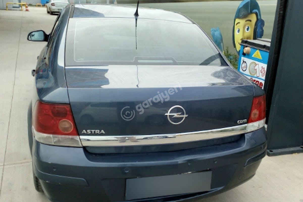 Opel Astra Sedan Tuzla Kiralık Araç 3. Fotoğraf
