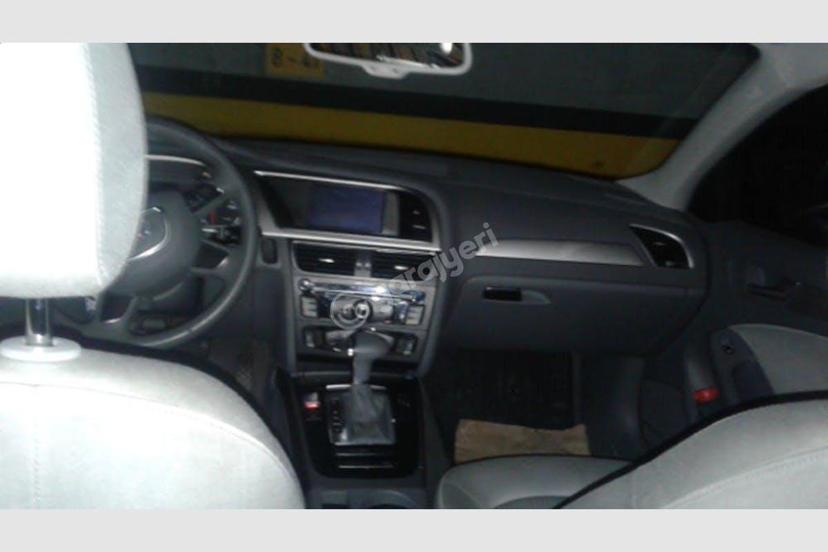 Audi A4 Bahçelievler Kiralık Araç 4. Fotoğraf