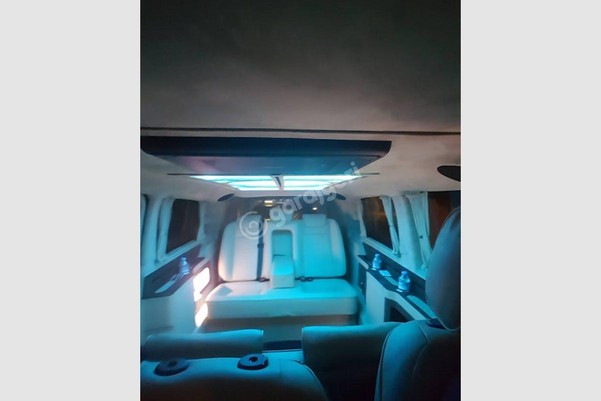 Mercedes - Benz Vito Kağıthane Kiralık Araç 7. Fotoğraf