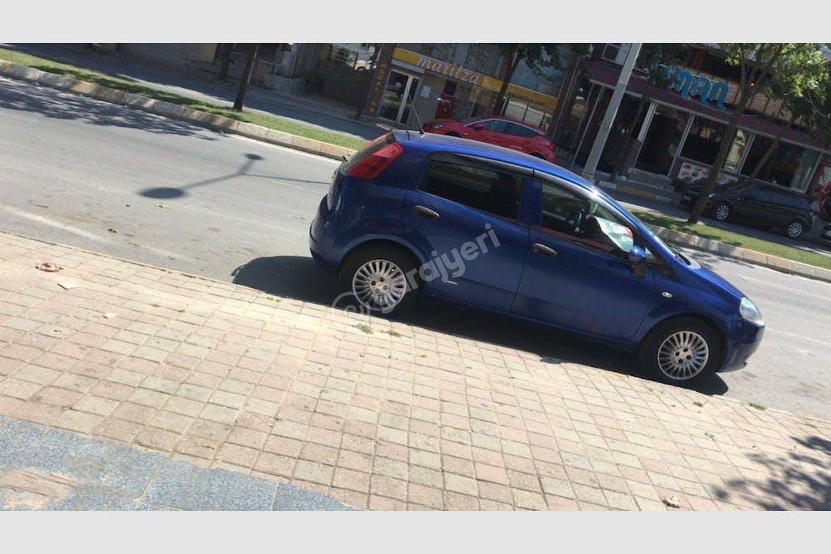 Fiat Punto Bahçelievler Kiralık Araç 3. Fotoğraf