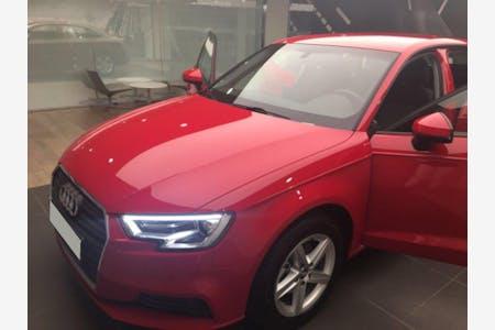 Kiralık Audi A3 2017 , İstanbul Beşiktaş