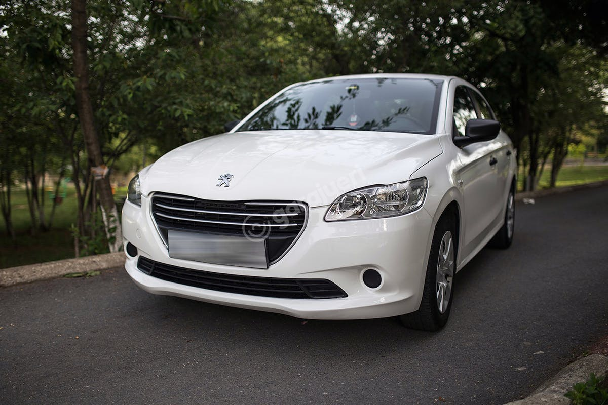 Peugeot 301 Ümraniye Kiralık Araç 1. Fotoğraf