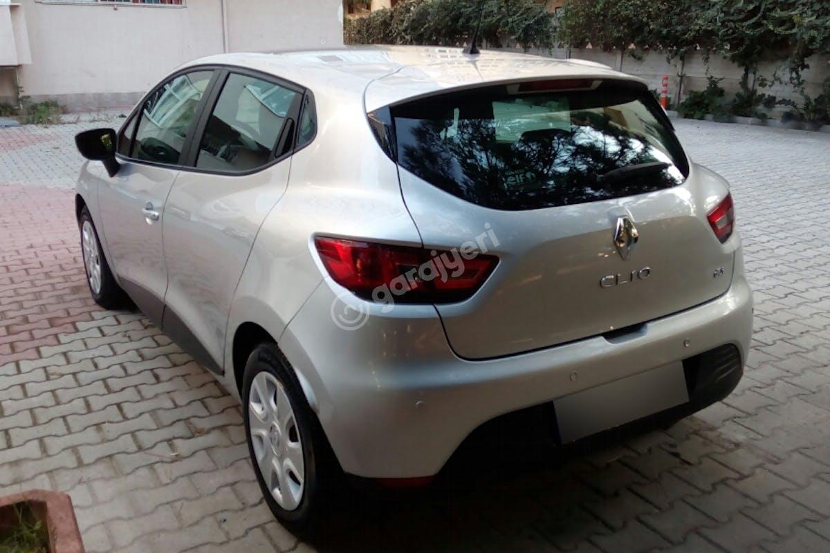 Renault Clio Ataşehir Kiralık Araç 4. Fotoğraf