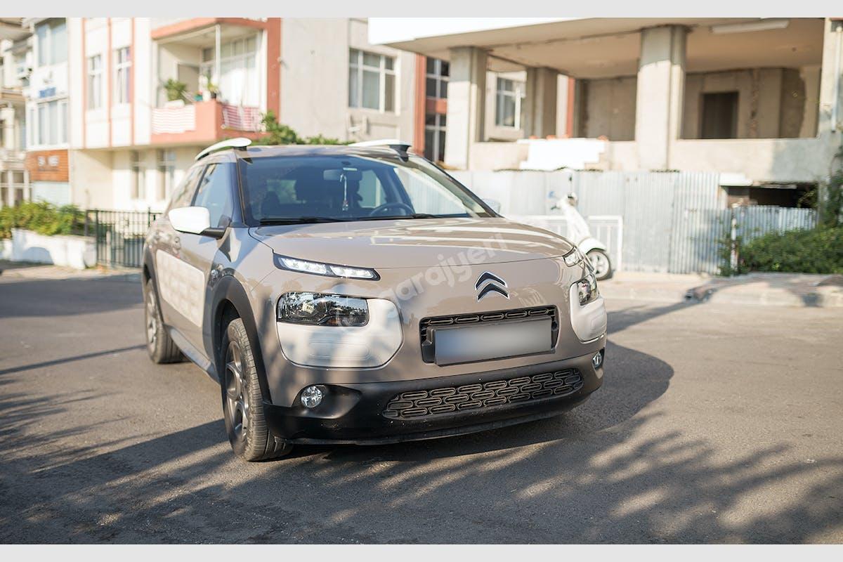 Citroën Cactus Kartal Kiralık Araç 3. Fotoğraf