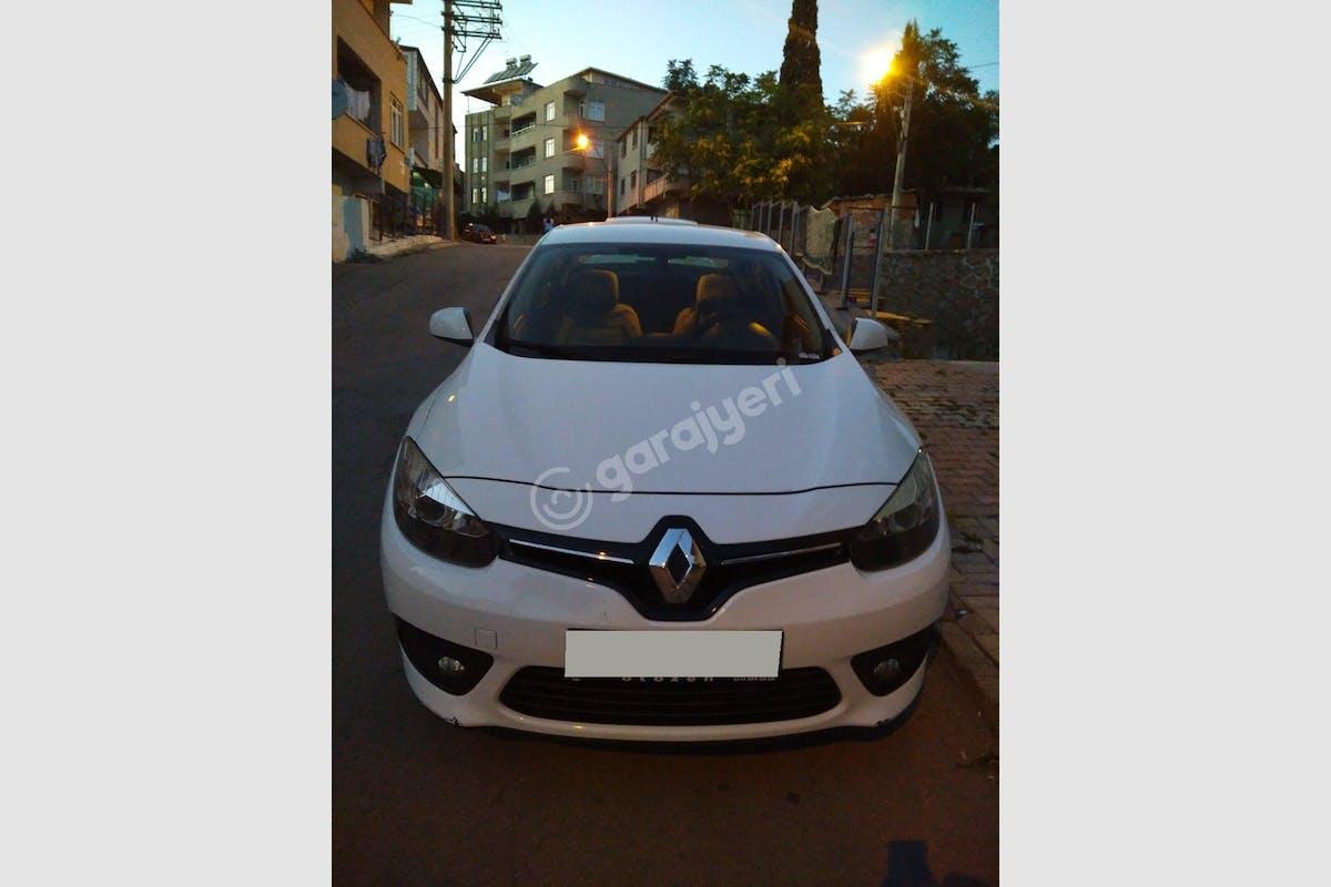 Renault Fluence Dilovası Kiralık Araç 1. Fotoğraf
