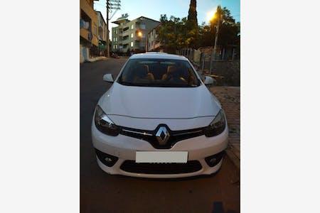 Kiralık Renault Fluence 2015 , Kocaeli Dilovası