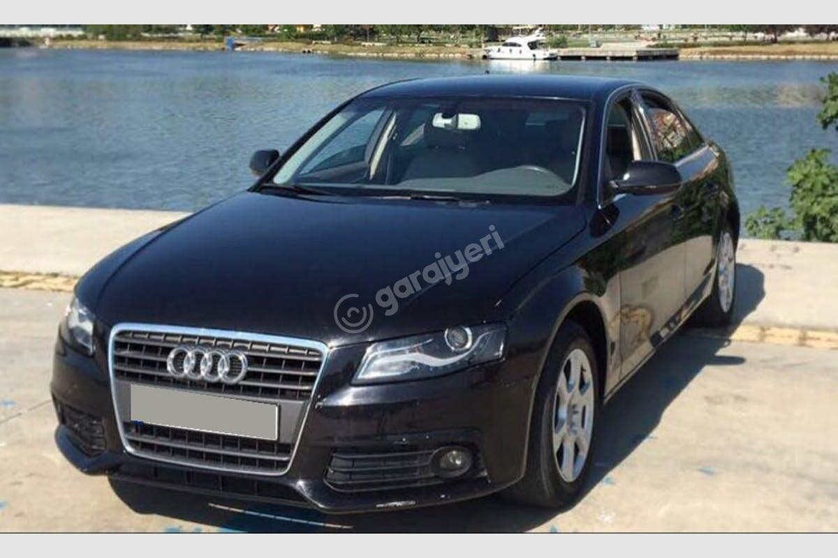 Audi A4 Fatih Kiralık Araç 5. Fotoğraf