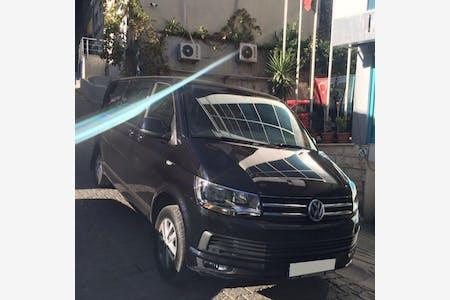 Kiralık Volkswagen Caravelle , İstanbul Beyoğlu